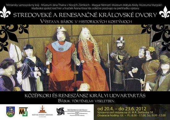 Stredoveké a renesančné kráľovské dvory